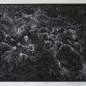 Linoryt, 25x19cm, 1997r.