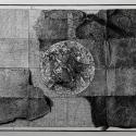 Linoryt, 41,5x31,5cm 2012r.