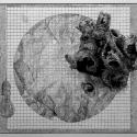 Linoryt, 50x40cm, 2011r.