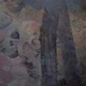 Olej na płótnie, 85x48cm