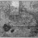Linoryt, 40x43cm, 1987