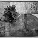 Linoryt, 46x34cm