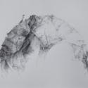 Rysunek długopisem, A3